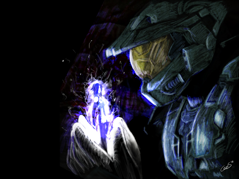 Master_Chief_and_Cortana_by_CerxiS