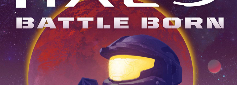 Il romanzo Halo: Battle Born è ora disponibile all'acquisto