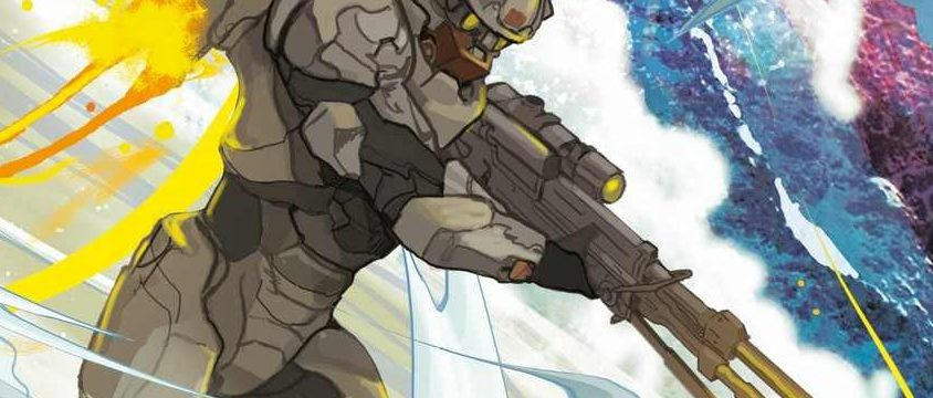 Il quarto volume di Halo: Lone Wolf è ora disponibile all'acquisto
