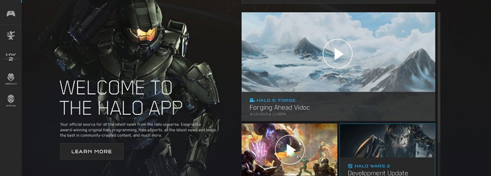 343 Industries termina il supporto alla Halo Windows App su PC