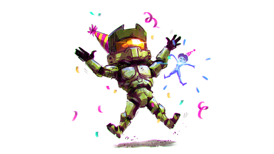 Halo Community Update – Birthday Bulletins