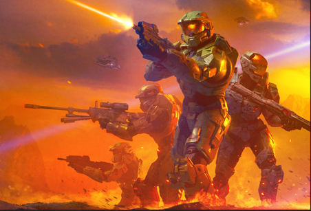 Annunciato il libro Halo: Shadows of Reach – A Master Chief Story